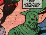 Lightning Master (Earth-Two)