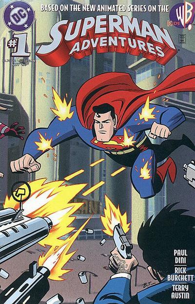 Superman Adventures Vol 1 Dc Database Fandom Powered