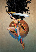 Ame-Comi Girls Featuring Wonder Woman Vol 1 1 Textless