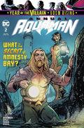 Aquaman Annual Vol 8 2