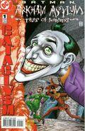 Batman Arkham Asylum Tales of Madness 1