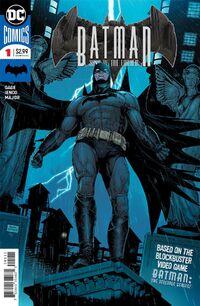 Batman Sins of the Father Vol 1 1