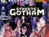Batman: Streets of Gotham Vol 1 6