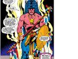 Black Bison's Talisman