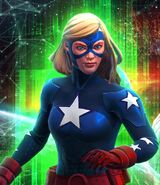 Courtney Whitmore DC Legends 0001