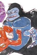 Gorilla Grodd Lil Gotham 001