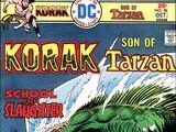 Korak Son of Tarzan Vol 1 59