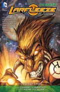 Larfleeze The Face of Greed