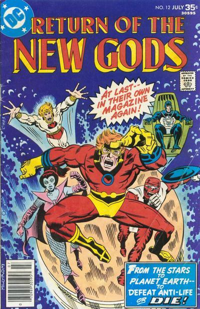 New Gods Vol 1 12 | DC Database | FANDOM powered by Wikia