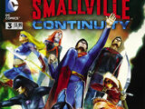 Smallville Season 11: Continuity Vol 1 3
