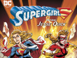 Supergirl: The Fastest Women Alive