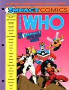 Who's Who in the Impact Universe 3