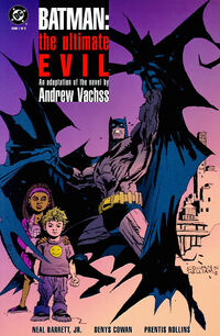 Batman The Ultimate Evil Vol 1 1