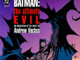 Batman: The Ultimate Evil Vol 1 1