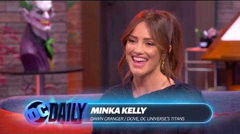DC Daily Ep.26 Interview with TITANS' Star Minka Kelly