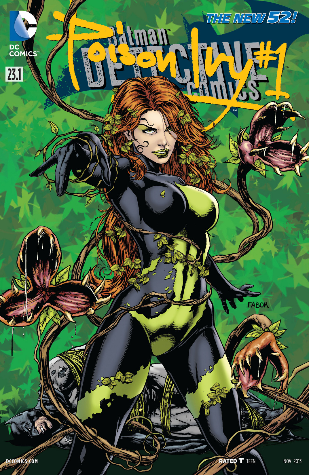 Ivy league dating dc comics