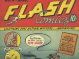 Flash Comics Vol 1 4