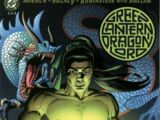 Green Lantern: Dragon Lord Vol 1 1