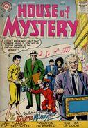 House of Mystery v.1 58