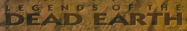 Legends of the Dead Earth logo