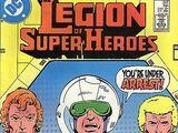 Legion of Super-Heroes Vol 2 312