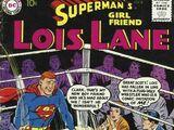 Superman's Girl Friend, Lois Lane Vol 1 8