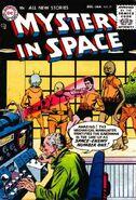 Mystery in Space v.1 29