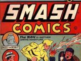 Smash Comics Vol 1 25