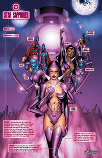 Star Sapphire Corps 03