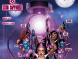 Star Sapphire Corps (New Earth)