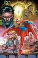 Supergirl Vol 7 1 Textless