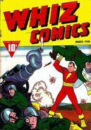 Whiz Comics 3A