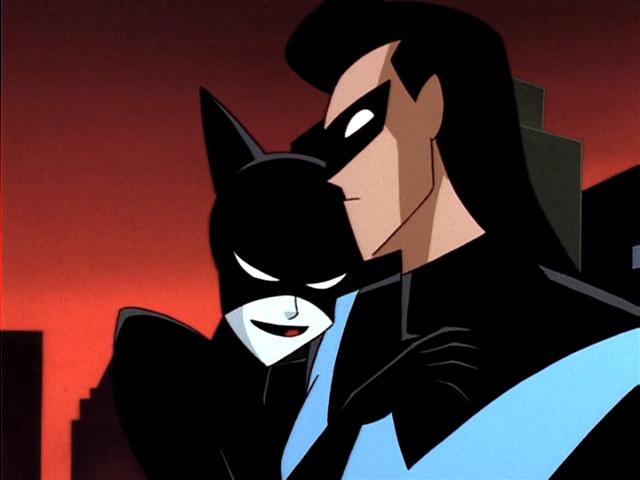 New Batman Adventures (TV Series) Episode: You Scratch My