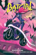 Batgirl Mindfields TPB cover