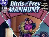 Birds of Prey: Manhunt Vol 1 3