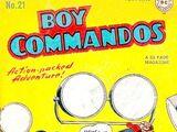 Boy Commandos Vol 1 21