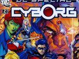 DC Special: Cyborg Vol 1 2