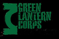 Green Lantern Corps Edge of Oblivion (2016) logo
