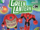 Green Lantern: The Animated Series Vol 1 6