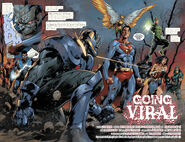 Justice League of America DCeased 0001
