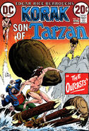 Korak Son of Tarzan Vol 1 52