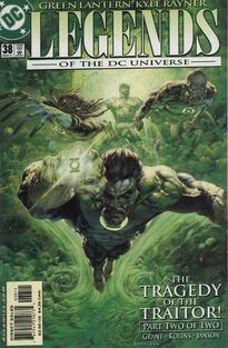 Legends of the DC Universe Vol 1 38