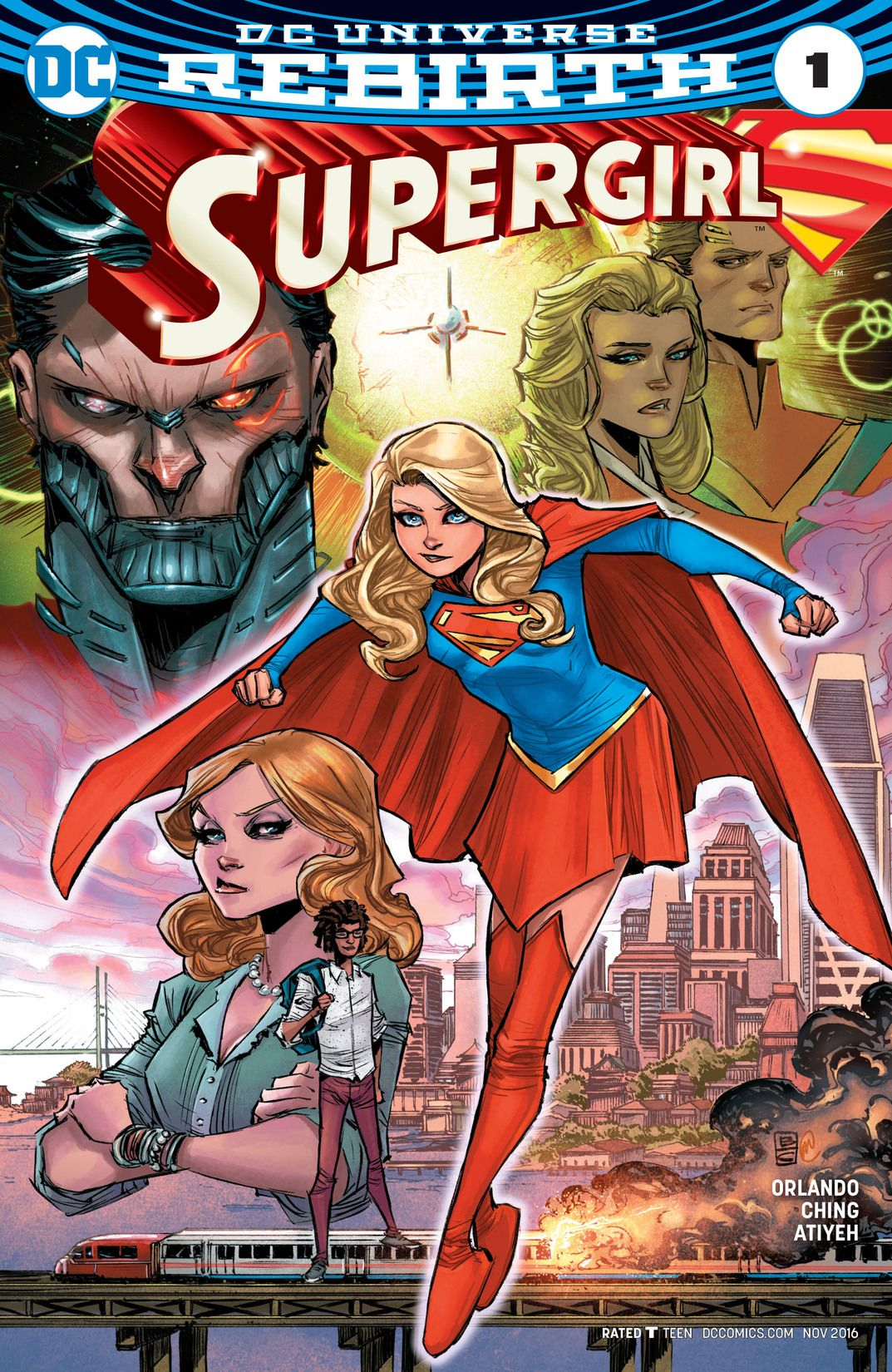Supergirl Vol 7 | DC Database | FANDOM powered by Wikia
