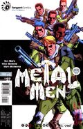 Tangent Comics Metal Men 1