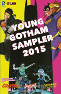 Young Gotham Sampler Vol 1 nn
