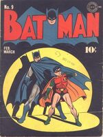 Batman #9 (1942)