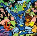 Blue Beetle Ted Kord 0014