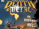 Dark Nights: Death Metal Vol 1 2