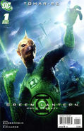 Green Lantern Movie Prequel Tomar-Re Vol 1 1