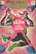 Green Lantern Vol 2 64